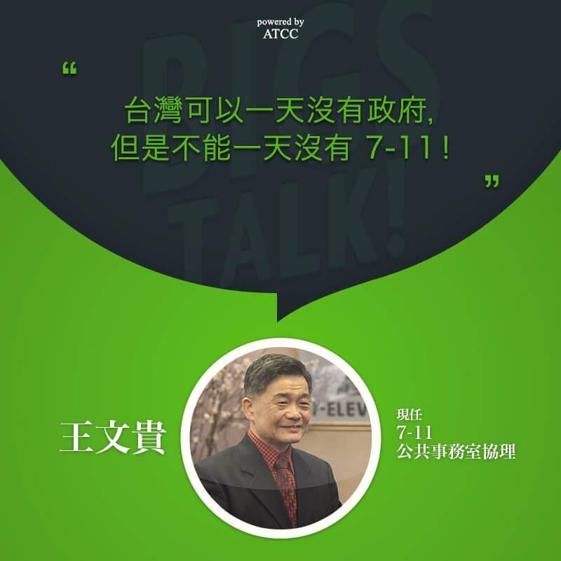 BIGS TALK! – 王文貴